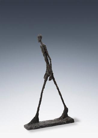 Alberto Giacometti, L'homme qui marche II