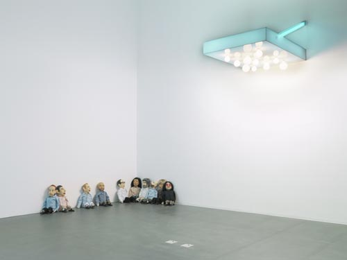 Philippe Parreno, Kunsthalle Zürich, May