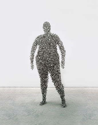 antony gormley domain XXXII susanne hargreaves