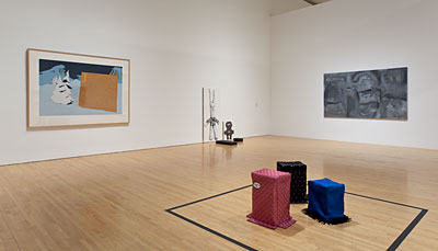 Collecting history highlighting recent acquisitions MOCA LA