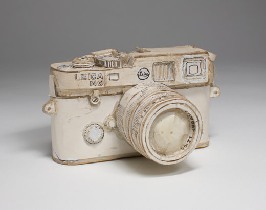 Leica M6, Tom Sachs Cameras, The Aldrich Contemporary Art Museum