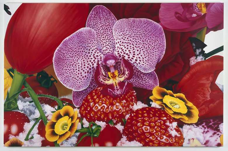 Gentlemen Only, Marc Quinn, Materialize Dematerialize New Sculptures and Paintings, Galerie Thaddaeus Ropac