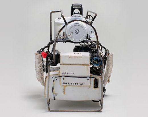 Hasselroid, Tom Sachs Cameras, The Aldrich Contemporary Art Museum