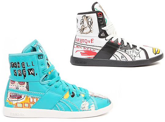 Basquiat Reebok