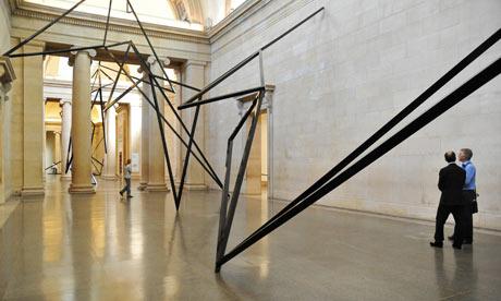 Eva Rothschild, Cold Corners, Duveens Commission, Tate Britain