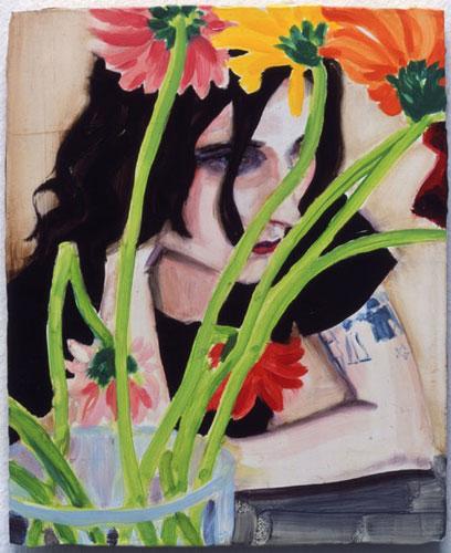Flower Ben-Elizabeth Peyton-1999