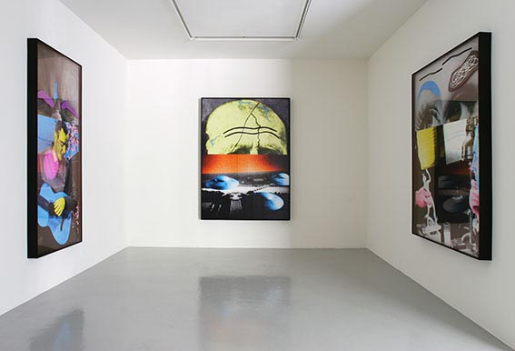 John Baldessari Exhibition View Mai 36