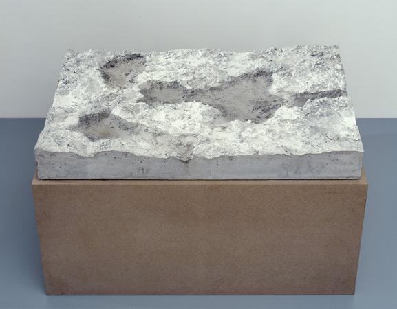 untitled (COncrete Landscape) Peter Fischli David Weiss Eva Presenhuber