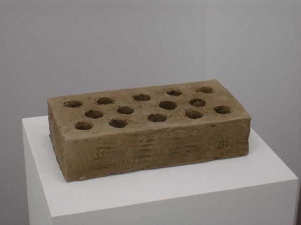 Brick Peter Fischli David Weiss Eva Presnhuber