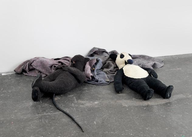 Untitled (Sleeping puppets) Fischli/Weiss Eva Presenhuber