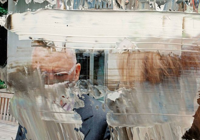 Fundacion Telefonica Gerhard Richter Overpainted Photographs