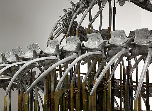 Huang Yong Ping, Tower Snake, Barbara Gladstone Gallery