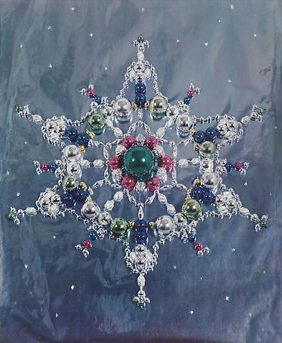 Holiday Jewels (Christmas Ornaments)
