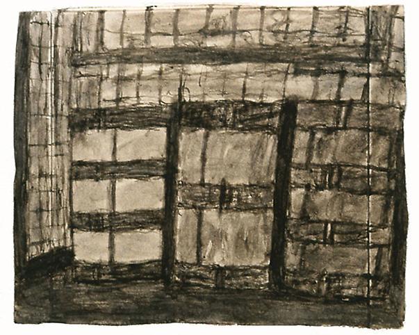 James Castle - Untitled