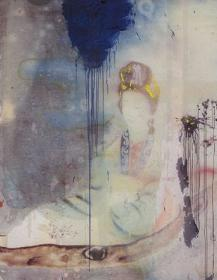 Julian Schnabel Untitled Chinese Painting Capodimonte