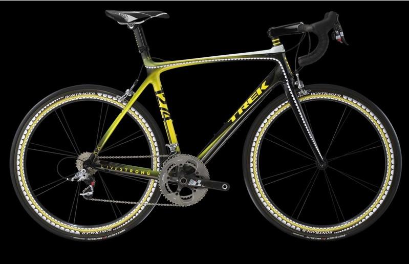 KAWS Lance Armstrong bike