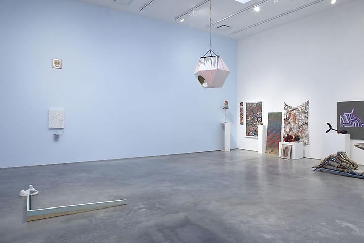 Marianne Boesky - Your Gold Teeth II - Installation View