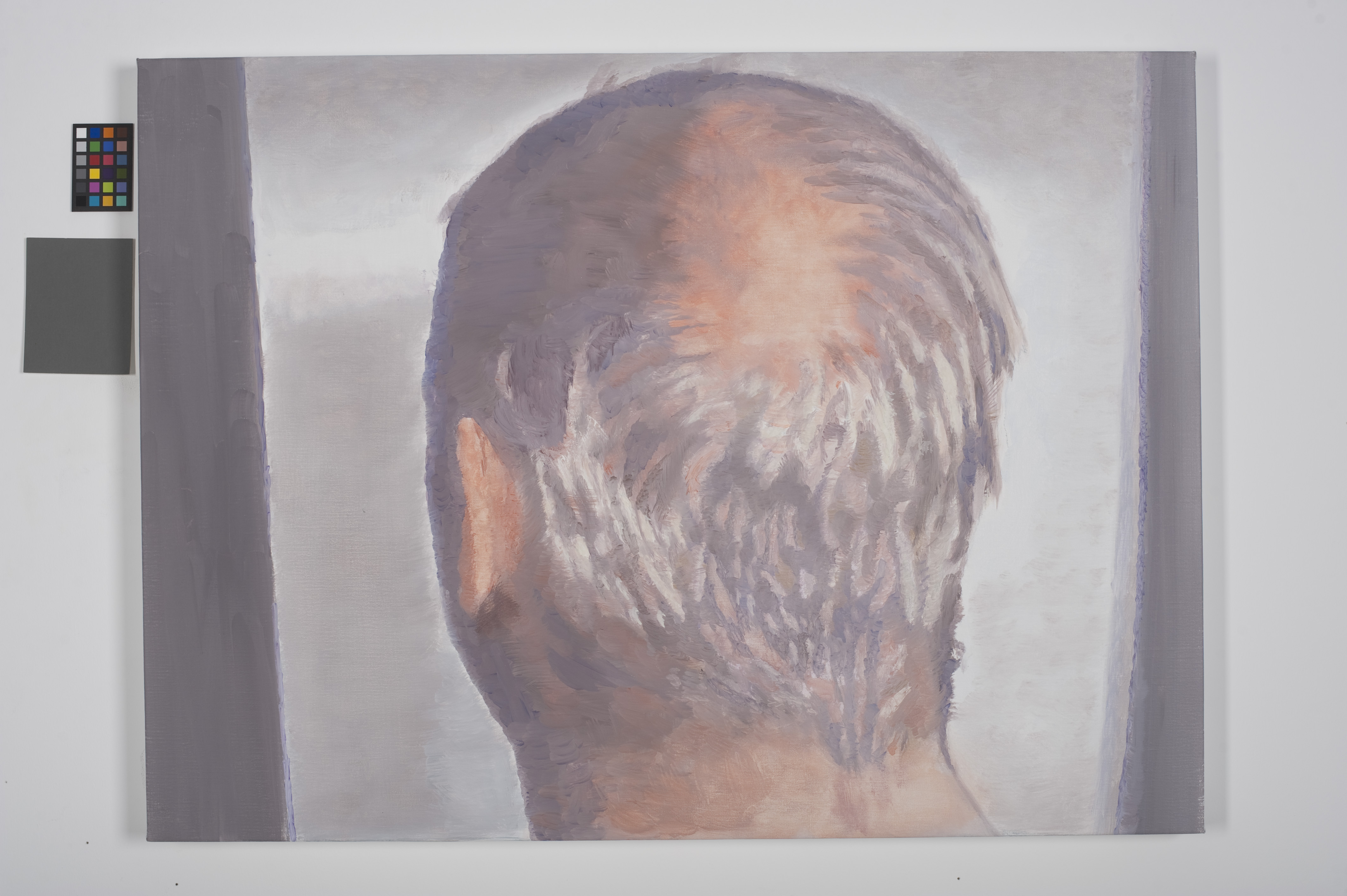 Neck, Luc Tuymans, Against the Day, Wiels