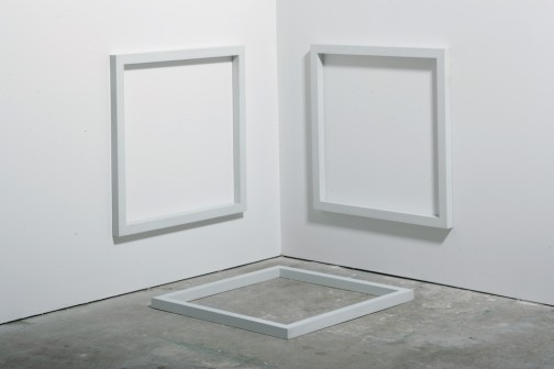 Go see new york 6 works 6 rooms john mccracken for Minimal art sol lewitt