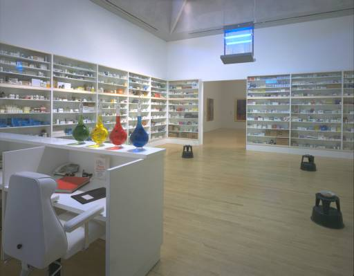 Damien Hirst-Pharmacy-1992