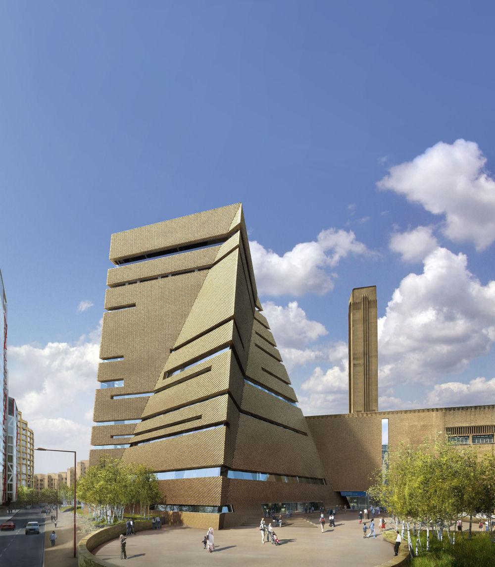 Tate Modern Herzog de Meuron
