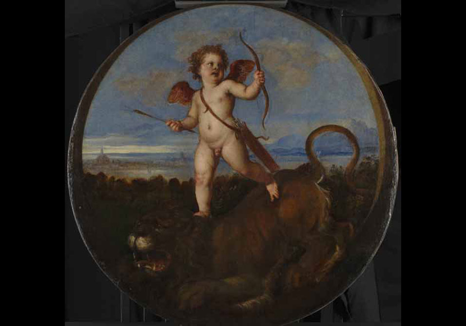 Titian - Triumph of Love