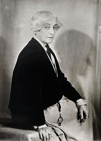 Berenice Abbott, Mme. Theodore Van Rysselberghe, The Female Gaze: Women Look at Women, Cheim & Read