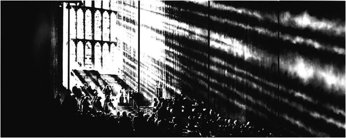 cathedral of light robert longo mamac