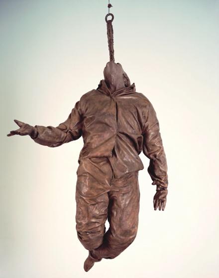 juan muñoz, hanging figure, Museo Nacional Centro de Arte Reina Sofia