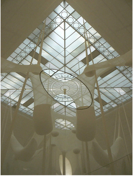 musee des beaux arts civilized guilt ernesto neto