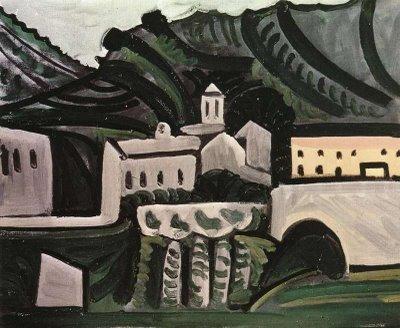 le village de vauvenargues picasso cézanne musée granet