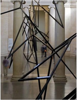 Eva Rothschild, Duveens Commission, Tate Britain, Cold Corners