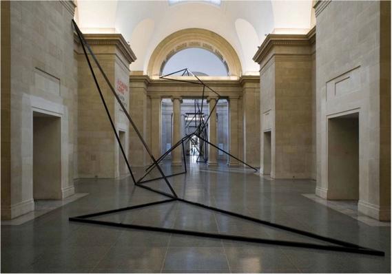 Eva Rothschild, Duveens Commission, Tate Britian, Cold Corners