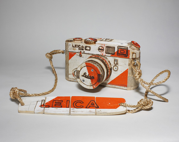 Tom Sachs Cameras, The Aldrich Contemporary Art Museum