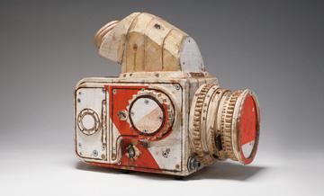 Tom Sachs Cameras, The Aldrich Contemporary Art Museum