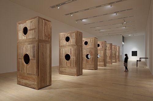 Ai-Weiwei-Moon-Chest according to what mori art museum
