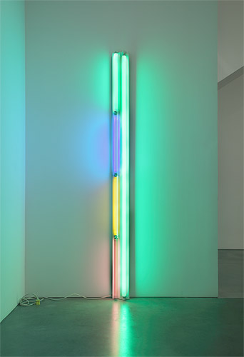 Dan Flavin Andrea Rosen Gallery Untitled