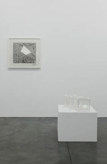 Andrea Rosen Installation View