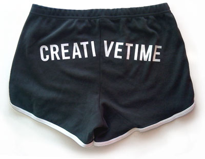 Creative Time - Shorts