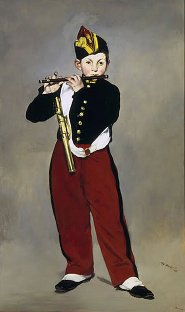 The-Fifer Manet D'Orsay
