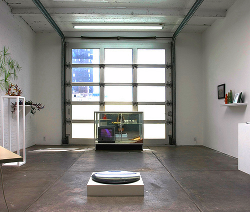 Today and Everyday X Initiative installation view
