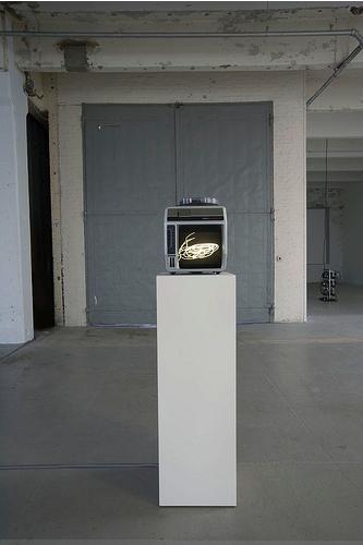 Tris Vonna-Michell Studio A Installation view at X Initiative