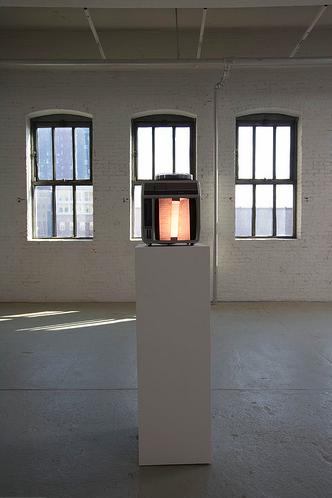 Tris Vonna-Michell Wasteful Illuminations Installation view at X Initiative