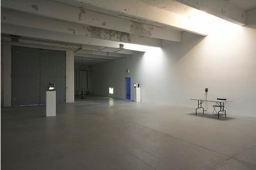 Tris Vonna-Michell installation view at X Initiative(2)