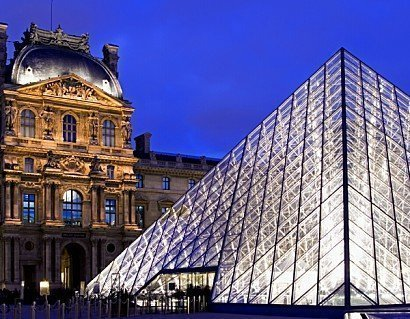 Louvre FIAC