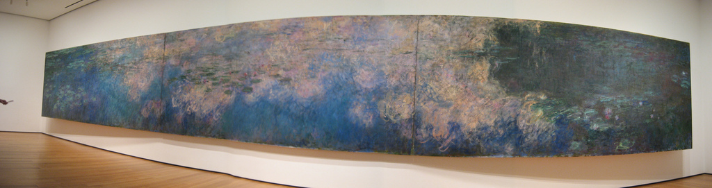 Monet's Water Lilies MoMA