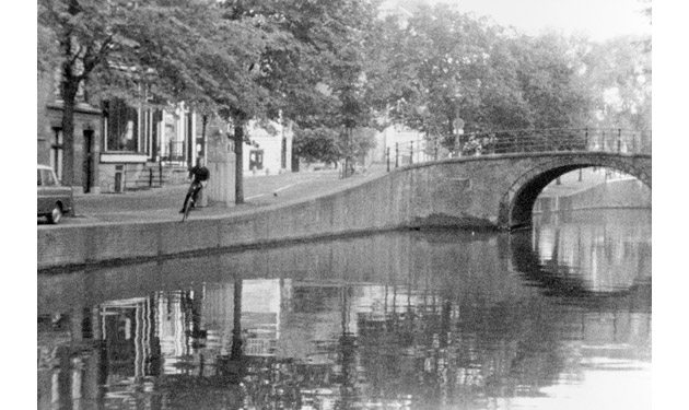 Bas Jan Ader - Fall 2 Amsterdam