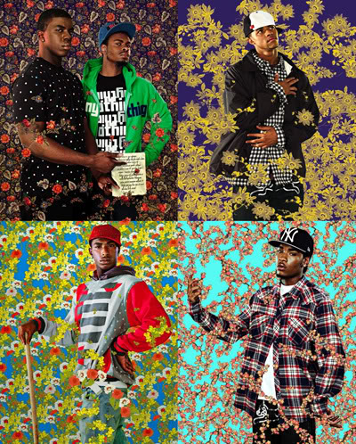 Kehinde Wiley Deitch