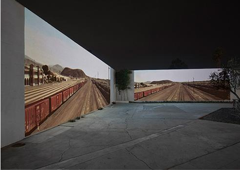 Doug Aitken  - Migration2