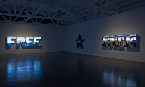 Doug Aitken - Regen Projects 3